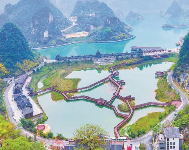 广西10地拟入选全国乡村旅游重点村镇